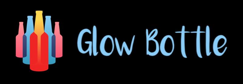 Glow Bottle Logo